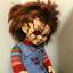 Childand039s Play Chucky Doll Figure Rare Collectible Horror Movie Japan F/s