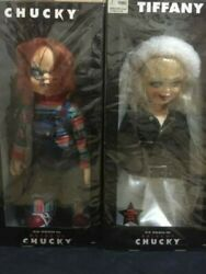 Dead Stock Super Rare Chucky And Talking Plush 2 Figure From Japan F/s