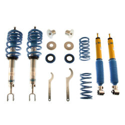 Bilstein B16 For 2002 Audi A4 Base Front And Rear Performance Suspension System