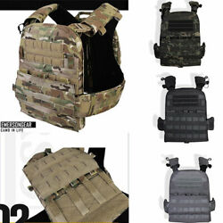 Airsoft Avs Vest Combat Tactical Cp Style Protective Vest Can Reassembly Diy