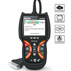 Launch Crp469 Car Obd2 Diagnostic Scanner Reset Tool Bms Dpf Abs Immo Tpms Epb