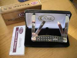 2006 Case Xx Limited Edition Medium Congress Knife 64052 Ss Never Used In Box