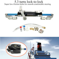 300hp Hydraulic Outboard Steering System Boat Steering Cylinder Helm Accessories