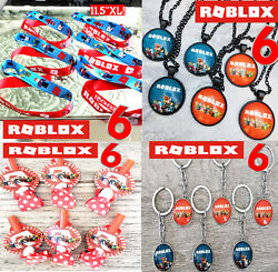 ROBLOX PARTY decoration supplies supply balloon CUP PLATE TABLE COVERS BANNER $12.99