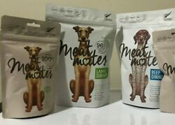 Meat Mates Lamb And Beef Dinner Grain-free Freeze Dried Dog Food 2 X 4.5oz