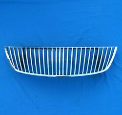 1998-2002 LINCOLN CONTINENTAL FACTORY GRILLE SHINY CHROME NO CRACKS OR BREAKS