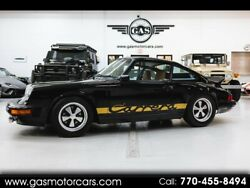 1974 Porsche 911 2dr Coupe 5-Spd 1974 Porsche 911 Carrera 2dr Coupe 5-Spd
