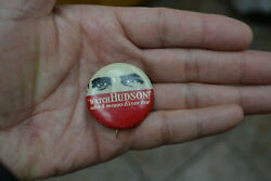 Watch Hudson Which Means Essex Too Americana Pinback Button By Greenduck
