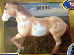 NEW Breyer BOONE Red Dun Overo American Paint Horse No. 301159 Traditional 1:9