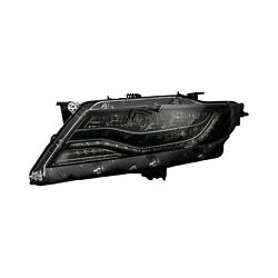 For Lincoln Mkx 16-18 Fo2502355 Driver Side Replacement Headlight Brand New