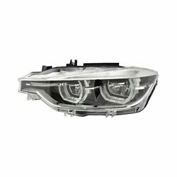 For Bmw 318i 2018 Replace Bm2502187 Driver Side Replacement Headlight