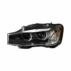 For Bmw X3 15-17 Replace Driver Side Replacement Headlight Lens And Housing