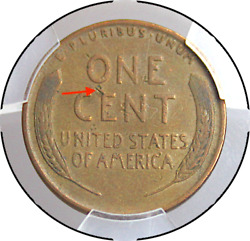 1945 Pcgs Lincoln Wheat Penny 1c