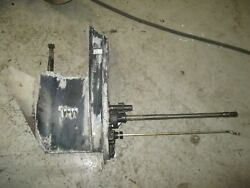Evinrude 112hp Outboard Lower Unit With 20 Shaft