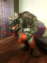 Homemade HALLOWEEN Costume The Big Bad Wolf