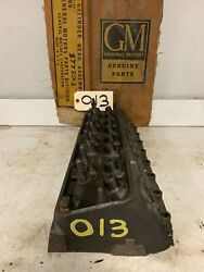Vintage 1950and039s Chevy Sbc Small Block Truck Gm 3773013 Cylinder Head Nos 1219