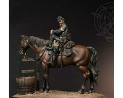 Union Cavalry Sergeant Tin Painted Toy Soldier Miniature Pre-sale | Museum