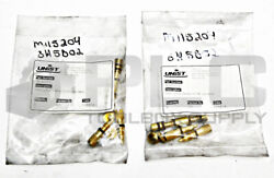 Lot Of 2 New Unist 60-6210-v Metering Block Overhaul Kit With Viton Seals