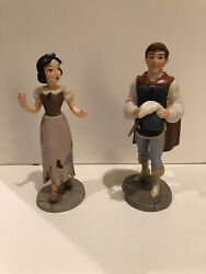 Wdcc Snow White Wishing For The One I Love Mib Coa Never Displayed