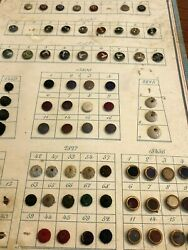 Pads Antique Stores Buttons To The 1900 Antique French Buttons Enamel