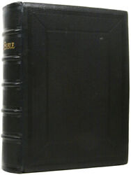 Holy Bible Containing The Old And New Testaments Translated Out Of The Original
