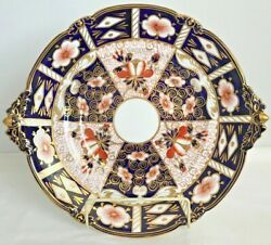 Royal Crown Derby 2415 Traditional Imari Soup Tureen Under Plate - And Co