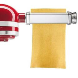 Pasta Roller Attachment For Kitchenaid Stand 9.12.13.7in Sliver