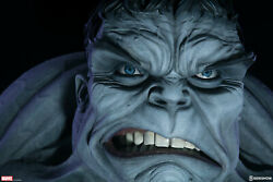 Gray Hulk Life-size Bust - Sideshow Collectibles