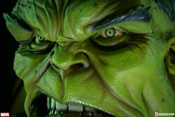 The Incredible Hulk Life-size Bust - Sideshow Collectibles