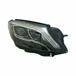 For Mercedes-benz S550 14-17 Passenger Side Replacement Headlight Lens And Housing