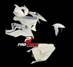 2015-2018 Bmw S1000rr S 1000rr Race Bodywork Fairings Ss Oem Seat Tail Track Day
