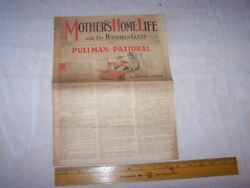 1938 Mother's Home Life And The Household Guest - November Newspaper / Magazine