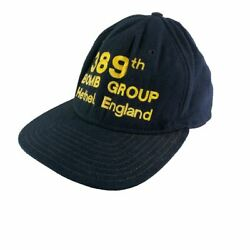 1945 Us Army Air Force New Era 389th Bomb Group England Ball Cap