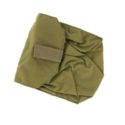 Eagle Industries Military Gas Mask Pouch Large General Purpose Khaki Molle Sflcs