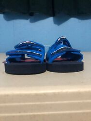 Marvel Spiderman Boys Kids Sandal Small 5 6 New NWT Hook Loop