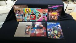 Seven Vintage Toy Fair Catalogs- Playmobil, Fisher Price And More Lot H