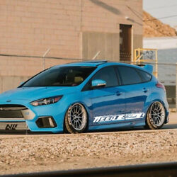 Strip Sport Car Racing Need Vinyl Car Decal Sticker For Fiesta And Focus And Fusion