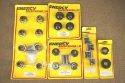 1963-78 Corvette Energy Suspension Bushing And Link Sets