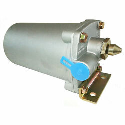 Air Brake Dryer Alcohol Evaporator W/ Safety Valve For Heavy Duty Big Rigs
