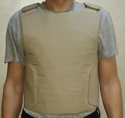 Size M Concealed Carry Bullet Proof Vest Body Armor Iiia