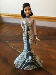 Eiffel Tower Barbie Dolls Of The World Landmark Collection Pink Label