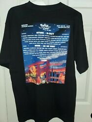 Rolling Loud Bay Area T Shirt 2019 G Eazy Migos Future Size Large