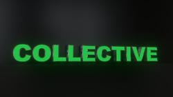 10pc Collective Led Black Side Panels Storefront Sign Ready To Install
