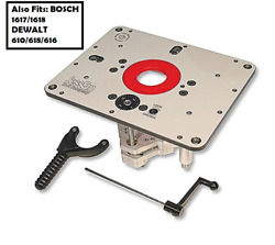 Rout-r-lift Ii Router Lift For Porter Cable 690/890 Craftsman 1754/17540/28190