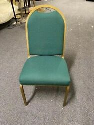 Lot Of 3 Used Banquet Chairs/ballroom Chairs/stack Vintage- Mts - 100 Available