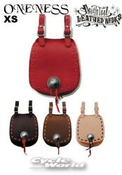 Rough Tail Oneness Saddle Bag Xs Medicine Bag Made In Japan Variety Color