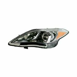 For Hyundai Azera 12-17 Hy2502182 Driver Side Replacement Headlight Brand New