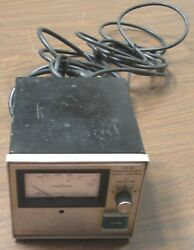 Veeco Tg-6 Thermocouple Gauge Controller + 1 Cable And Power Cord