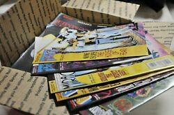 70 Issue Valiant Comic Lot, Archer And Armstrong, Armorines, Etc. See Listing