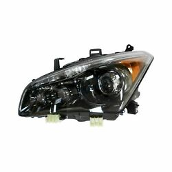 For Infiniti Qx56 11-13 In2502153 Driver Side Replacement Headlight Brand New